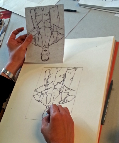Figure Drawing Step-by-Step_Jan OLSSON_Fall 2015
