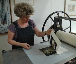 Saturday Printmaking Workshop
