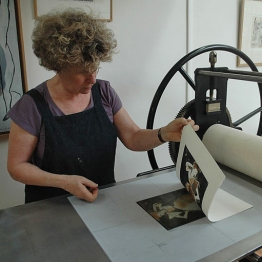Saturday Printmaking Workshop