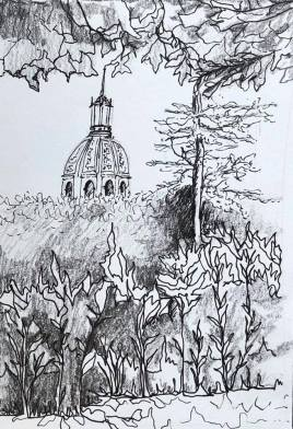 Drawing_MRodin_MavisNegroni