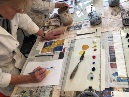 Matisse color study_02
